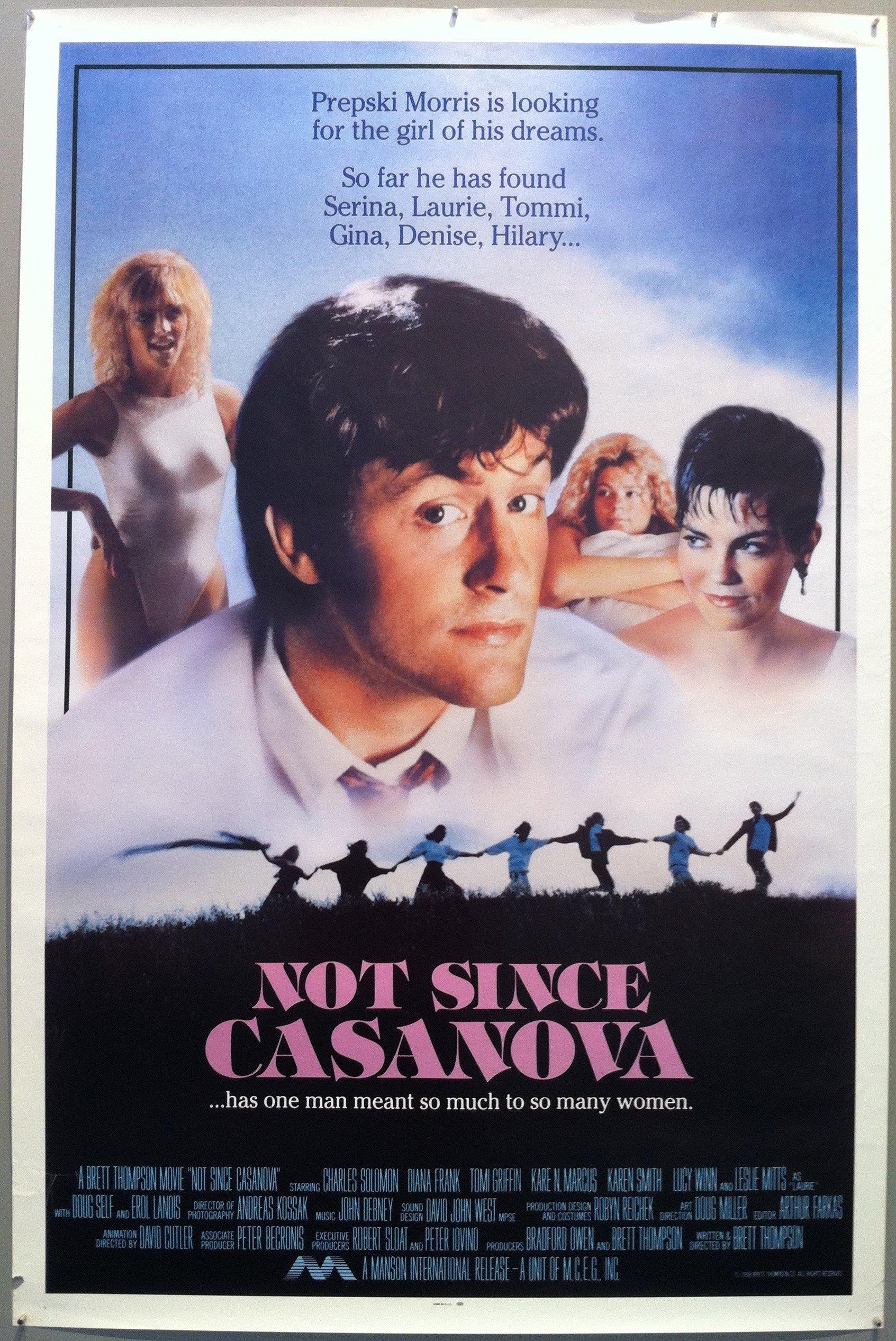 Not Since Casanova (1988)