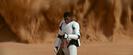 Star Wars - Episode VII - The Force Awakens (2015) SKYWALKER BIG BELCHING SOUND