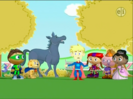 Super Why! The Adventures of Math-a-Million Sound Ideas, HORSE - SINGLE HORSE WHINNY, ANIMAL HORSES 01