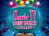 Classic TV Sound Effects Library