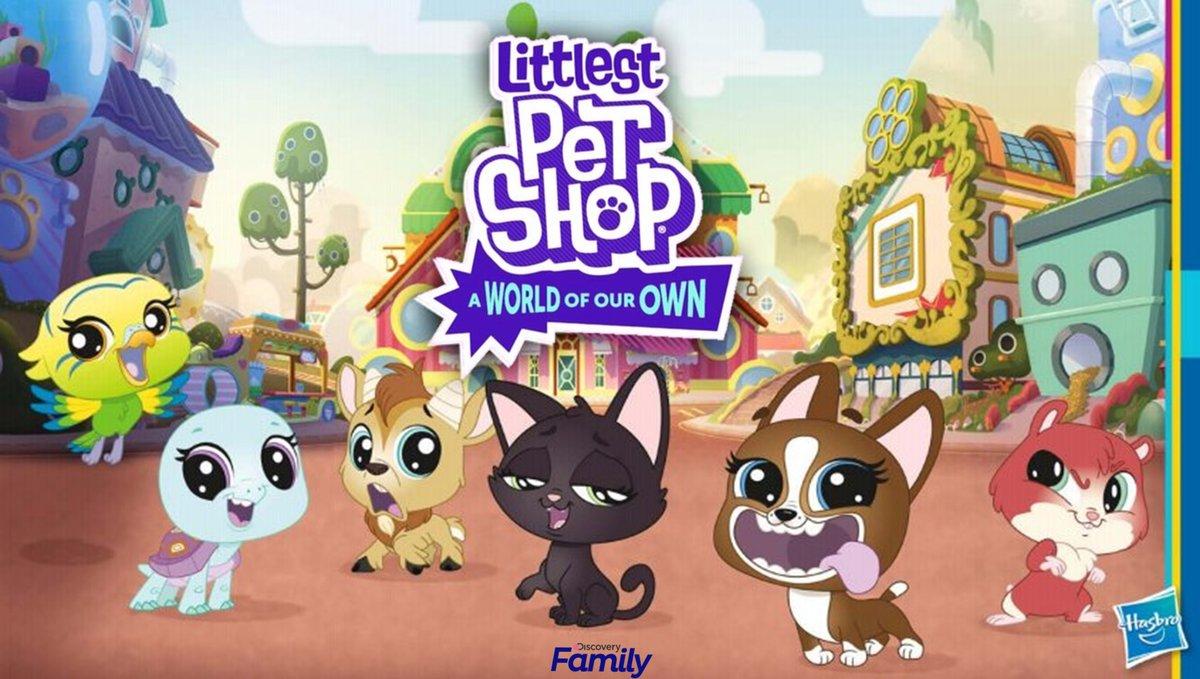 Littlest Pet Shop: A World of Our Own