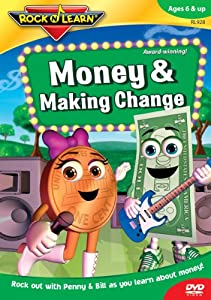 Rock 'N' Learn: Money and Making Change (2006) (Videos)