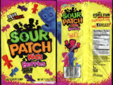 Sour Patch Kids Berries