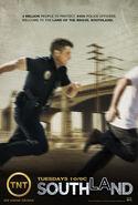 Southland Season 2 poster