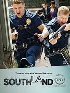 Southland Season 3 poster 2