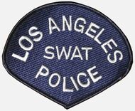 LA SWAT PATCH