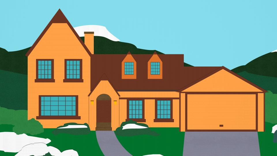 Black Residence South Park Archives Fandom