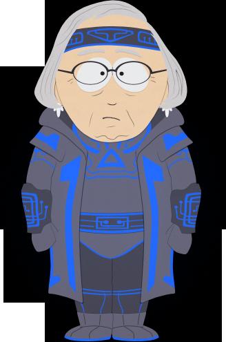Grandma Marsh
