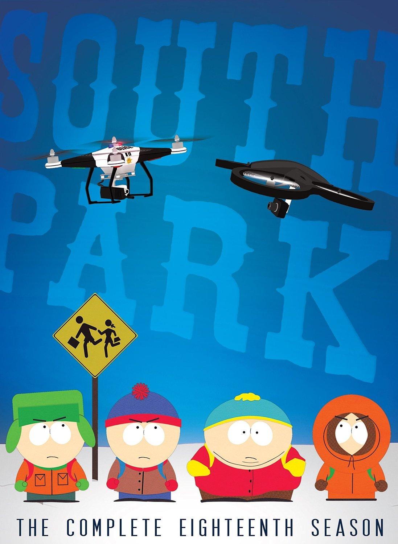 南方公园:第十八季完整版