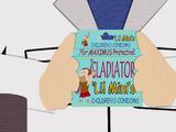 Gladiator Lil' Minis Children's Condoms