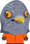 Kenny-pigeon-mask