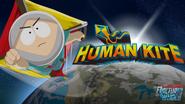 Human Kite-poster