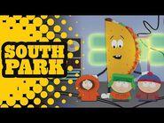 A Taco that Craps Ice Cream - SOUTH PARK