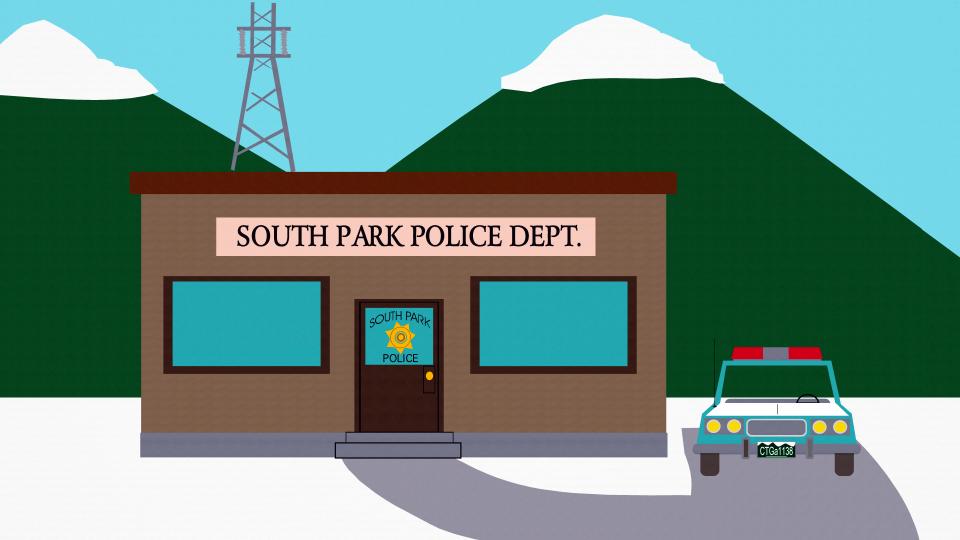 南方公园警署