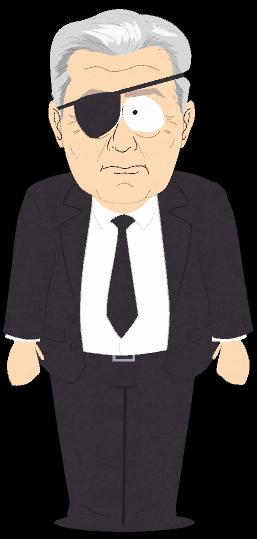 Big Bad Government Guy