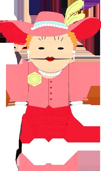 卡尔加里公爵夫人