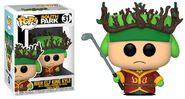 High Elf King Kyle Funko POP