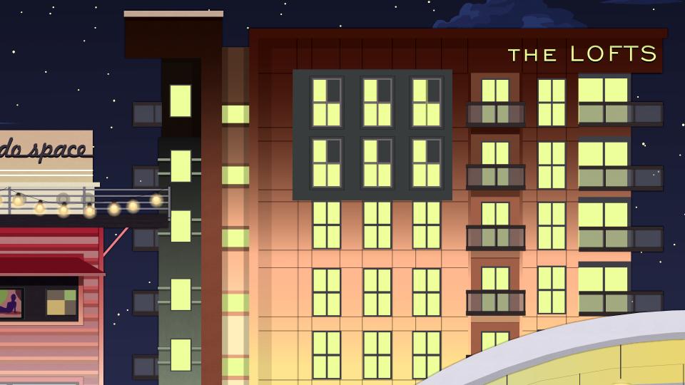 南园南公寓