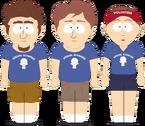特殊奥运会志愿者