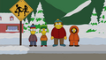 Simpsons South Park