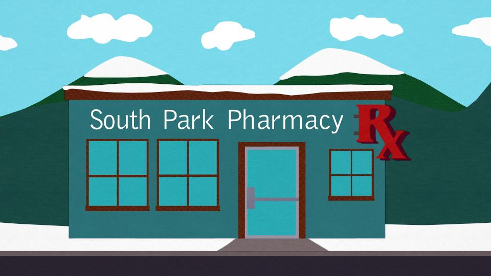 南方公园药房