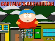 Cartman's Authoritah