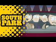 Randy Parties with the Guys for Witch Week - SOUTH PARK