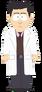 Black Haired Scientist