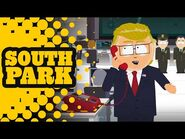The President is Being Manipulated By His Ex - SOUTH PARK