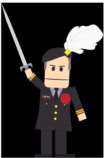 加拿大司令