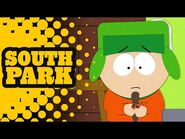 Kyle Gets Caught With THIS in His Hands - SOUTH PARK