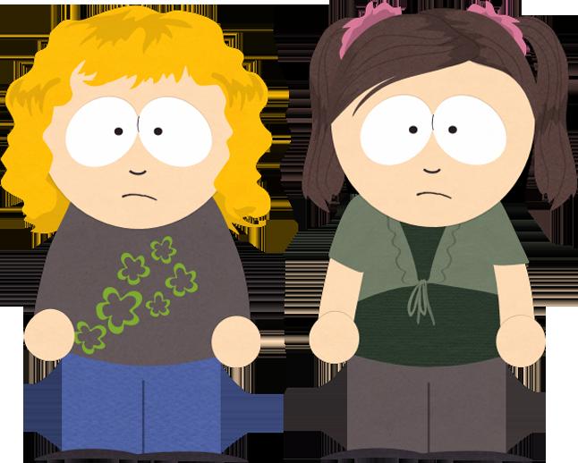 凯莉和斯塔茜