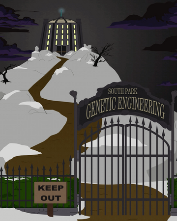 South Park Genetic Engineering Ranch South Park Archives Fandom