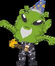 Wizard Alien