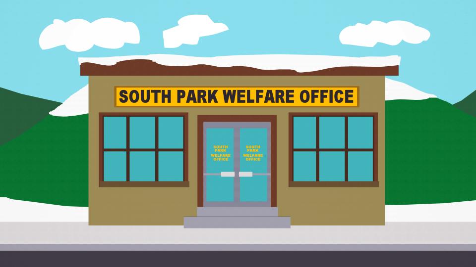 南方公园福利站