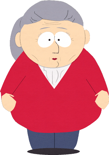 泰斯伯格奶奶