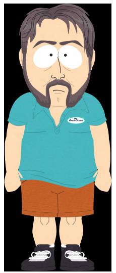 Brian (Sea Park Announcer)