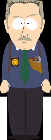 詹金斯警探