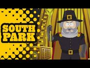 Ancient Aliens Were at the First Thanksgiving - SOUTH PARK