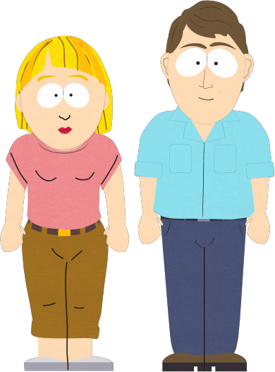 Michael's Parents (Up the Down Steroid)