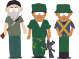 人民军士兵