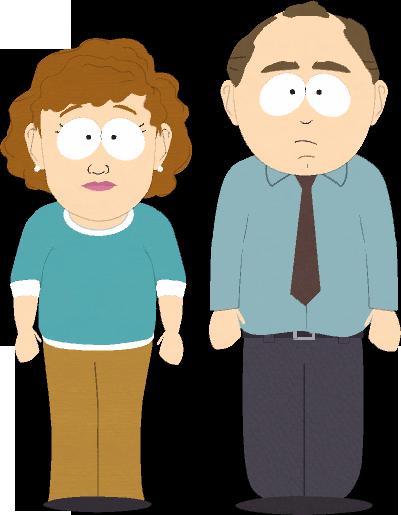 卓迪先生和太太