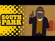 Butters Summons the Ghost of Biggie Smalls - SOUTH PARK