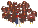 Mutant Turkeys