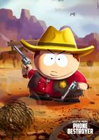 Pd-Sheriff Cartman