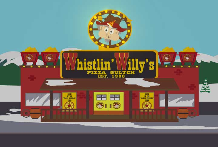 Whistlin' Willy's