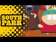 Timmy Teaches Gobbles the Turkey To Do Tricks - SOUTH PARK