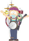 Local-townsfolk-auditioner-one-man-band