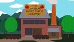 加拿大枫糖浆公司
