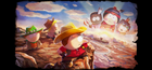Adventure screen